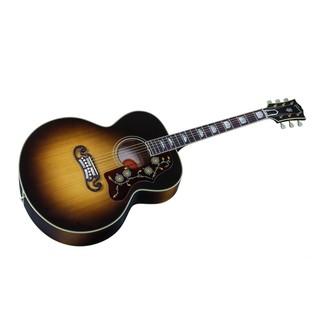 Gibson SJ-200 Vintage Acoustic Guitar, Vintage Sunburst (2017)