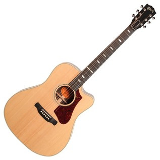 Gibson HP 735 R Electro Acoustic Guitar, Antique Natural (2017)