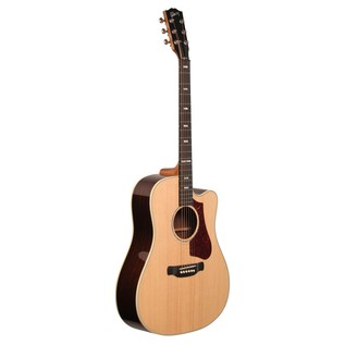 Gibson HP 735 R Electro Acoustic Guitar, Antique Natural