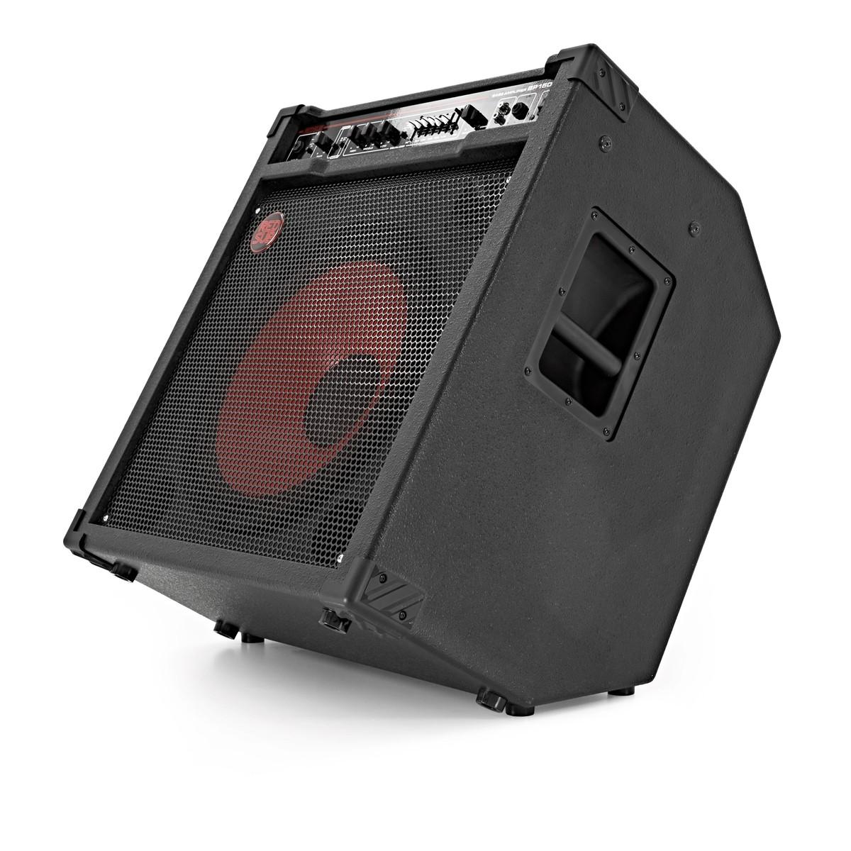 redsub bp150plus 150w bass guitar amplifier at. Black Bedroom Furniture Sets. Home Design Ideas