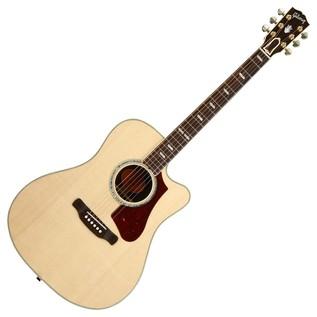 Gibson HP 835 Supreme Electro Acoustic Guitar, Antique Natural (2017)