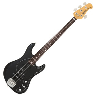 Music Man Caprice Bass Passive 4 String, Black