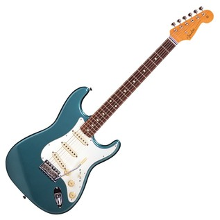 Fender FSR Classic 60s Stratocaster, Ocean Turquoise Metallic