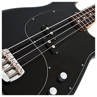Music Man Cutlass Bass Passive 4 String, Black