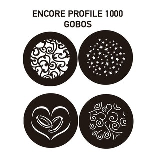 ADJ Encore Profile 1000 RGBW Colour Spot