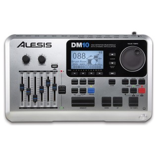 Alesis DM10 X Mesh Digital Drum Kit - Module Top
