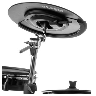 Alesis DM10 X Mesh Digital Drum Kit - Cymbal Detail