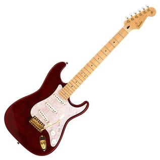 Fender FSR Richie Kotzen Stratocaster, Transparent Red Burst