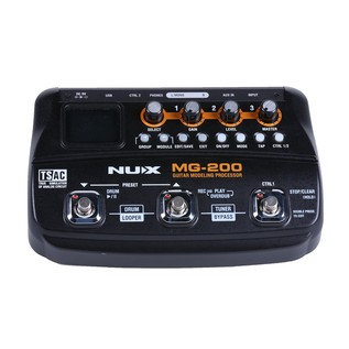 NUX MG-200 Multi Effects Pedal