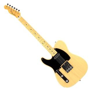 Fender FSR Classic 50s Tele Left Handed Guitar, Off-White Blonde