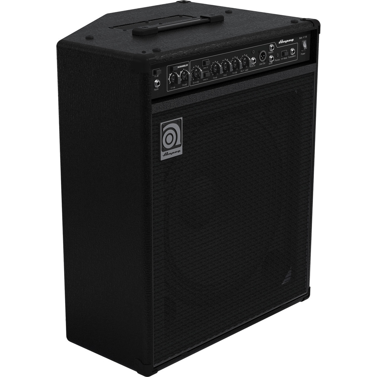 ampeg ba 115 bass combo amp v2 b stock at. Black Bedroom Furniture Sets. Home Design Ideas