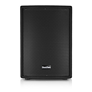 SubZero 300W 10'' Active Speaker + Stands Bundle