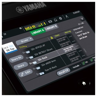 Yamaha TouchFlow TF5 32 Channel Digital Mixer