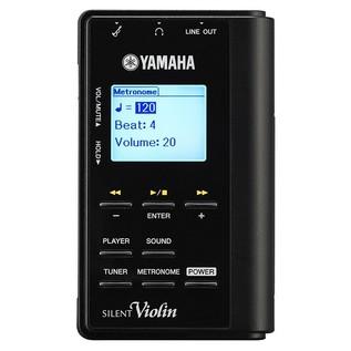Yamaha SV150 Silent Violin, Wine Red