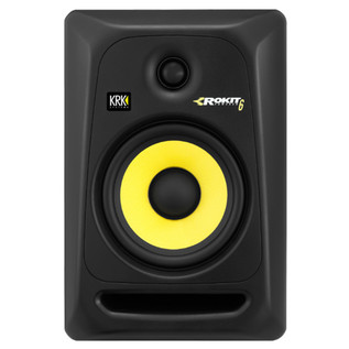 KRK Rokit RP6 G3 Active Monitor, Single