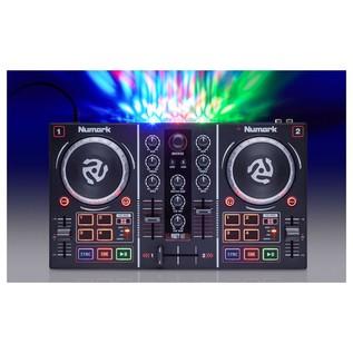 Numark PartyMix 2-Channel DJ Controller - Top