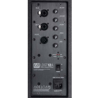 LD Systems GT12A Active PA Loudspeaker 4