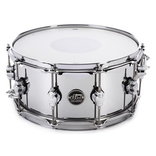 DW Drums Performance Series Steel Snare Drum 14/6