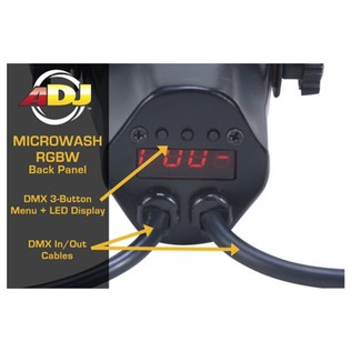 ADJ Micro Wash RGBW