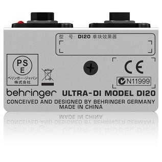 Behringer DI20 Ultra-DI Box
