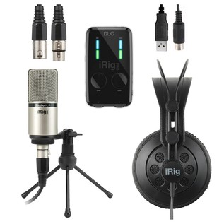 IK Multimedia iRig Pro Studio Suite - Composite