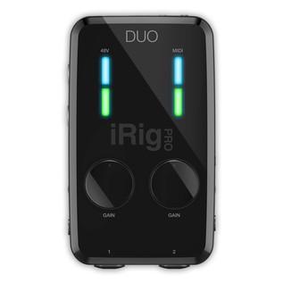 IK Multimedia iRig Pro Studio Suite - iRig Pro Top