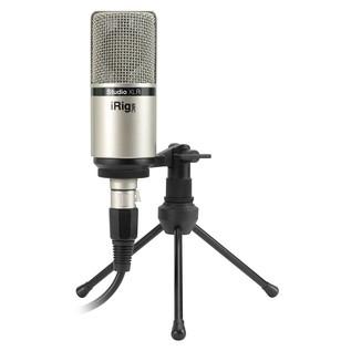 IK Multimedia iRig Pro Studio Suite Deluxe - iRig Mic XLR Studio