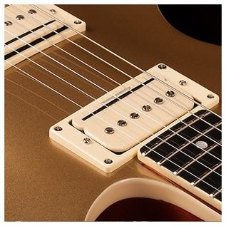 Godin Summit Classic Convertible Electric Guitar, Gold