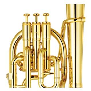 Yamaha Neo Tenor Horn Valves