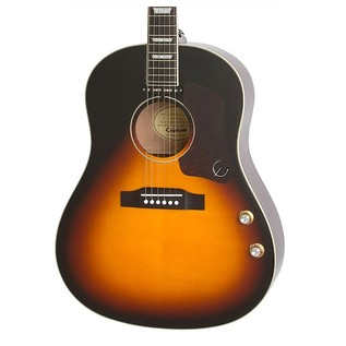 Epiphone Ltd. Ed. EJ-160E Electro Acoustic Guitar, Sunburst