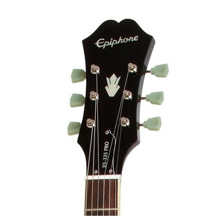 Limited Edition ES-335 Pro Electric Guitar, Ebony