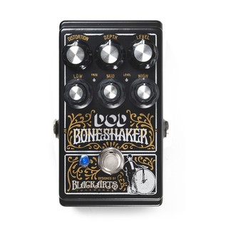 DOD Boneshaker Distortion Guitar Effects Pedal