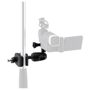 Zoom MSM-1 Mic Stand Mount for Q4 and Q8 - Stand