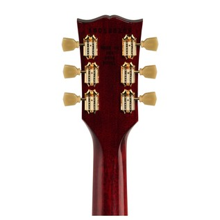 Les Paul Studio T 2016, Wine Red with Gold Hardware