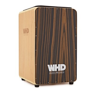 WHD Cajon in Ebony Finish