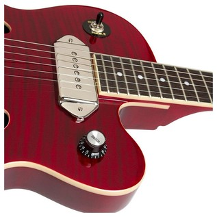 Epiphone Limited Edition Wildkat Electric Guitar, Wine Red