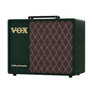 Vox VT20X Valvetronix Guitar Amp, British Racing Green