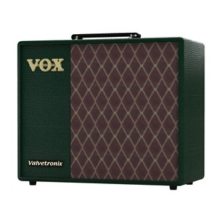 Vox VT40X Valvetronix Guitar Amp, British Racing Green