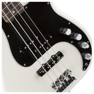 Fender American Elite Bass