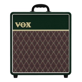 Vox AC4C1-12 Guitar Amp, British Racing Green