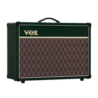Vox AC15C1 15w Guitar Amp, British Racing Green