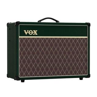Vox AC15C1 15w Guitar Amp, British Racing Green