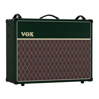 Vox AC30C2 30w Guitar Amp, British Racing Green