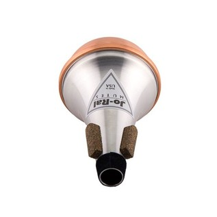 JO-RAL Piccolo Trumpet Straight Mute, Copper Bottom