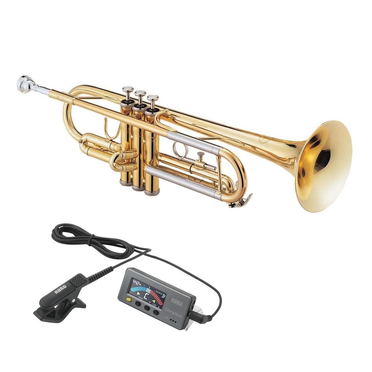 Image of Jupiter JTR-1102RL Trumpet with Free Slimpitch Tuner