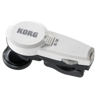 Korg IE-1M In-EarMetronome - Angled