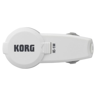 Korg IE-1M In-EarMetronome - Top