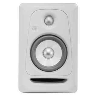 KRK Rokit RP5 G3 Active Monitor, White Noise - Front