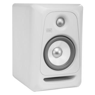 KRK Rokit RP5 G3 Active Monitor, White Noise - Angled
