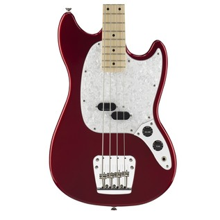 Squier by Fender Vintage Modified Mustang Bass Candy Apple Red (FSR)